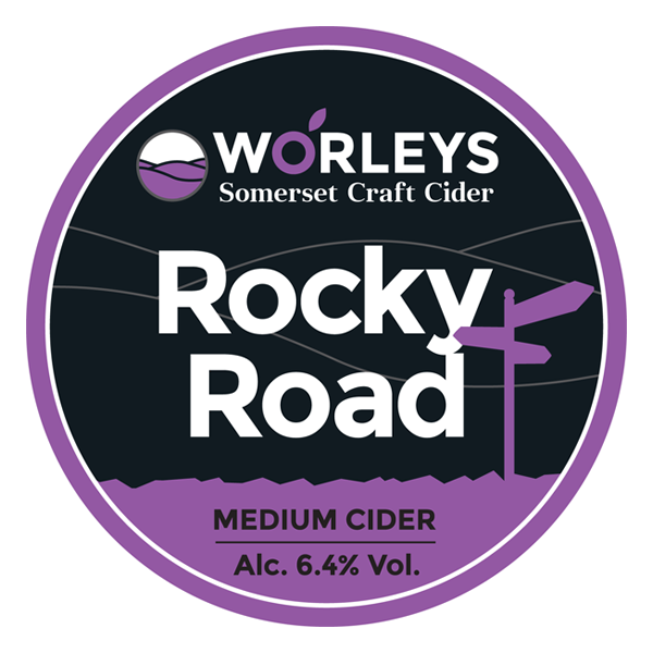 Rocky Road 20L bag-in-box draught cider